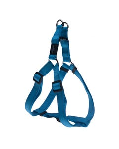 Rogz Dog Step-In Harnesses - Turquoise