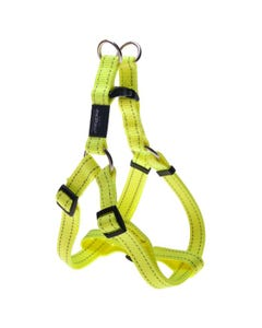 Rogz Dog Step-In Harnesses - Yellow