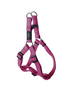 Rogz Dog Step-In Harnesses - Pink