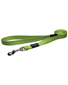 Rogz Dog Leash - Lime Green