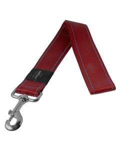 Rogz 1.6ft. Dog Training Leashes - Red