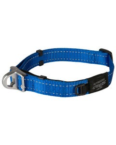 Rogz Dog Quick Release Magnetic Safety Collar - Blue