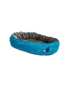 Rogz Snug Podz Cat Beds - Blue Floral