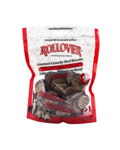 Rollover Gourmet Crunchy Biscuits - Beef - Small