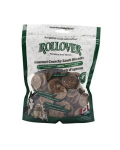 Rollover Gourmet Crunchy Biscuits - Lamb - Small