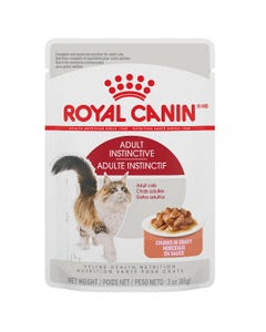Royal Canin Adult Instinctive Pouch Cat Food