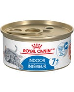 Royal Canin Indoor 7+ Morsels in Gravy Canned Cat Food