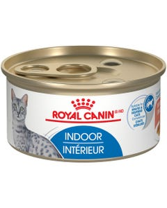 Royal Canin Indoor Adult Morsels in Gravy Canned Cat Food