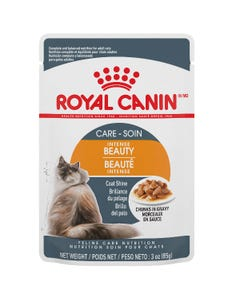Royal Canin Intense Beauty Pouch Cat Food
