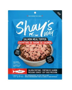 Shay's Way Atlantic Salmon Meal Topper
