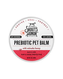 Skout's Honor Prebiotic Pet Balm for Dogs & Cats