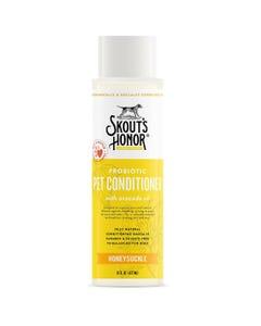 Skout's Honor Probiotic Dog Conditioner - Honeysuckle