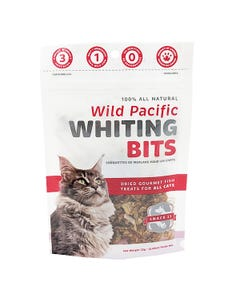 Snack21 Pacific Whiting Bits for Cats