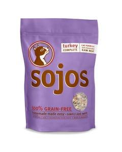 Sojos Turkey Complete Freeze-Dried Cat Food