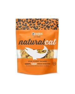 Sojos Natural Cat Treats - Wild-Caught Salmon - 30 g (1 oz)