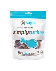 Sojos Simply Turkey Treats - 4 oz.