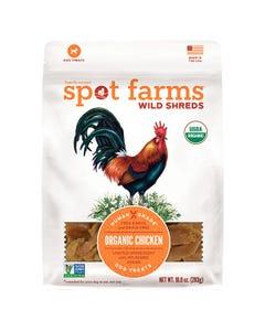 Spot Farms Wild Shreds Organic Chicken Jerky