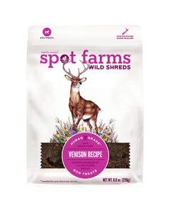 Spot Farms Wild Shreds Venison Jerky