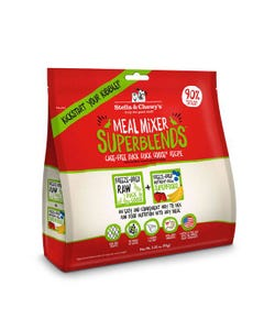 Stella & Chewy's Cage-Free Duck Duck Goose Meal Mixer Superblends