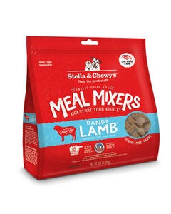 Stella & Chewy's Dandy Lamb Meal Mixers