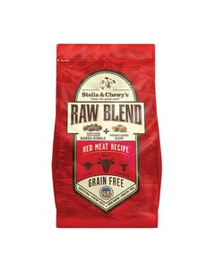 Stella & Chewy's Raw Blend - Red Meat Recipe - 3.5 lb