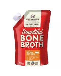 Stella & Chewy's Bountiful Bone Broth Grass-Fed Beef Recipe