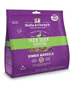Stella & Chewy's Duck Duck Goose Dinner Morsels for Cats