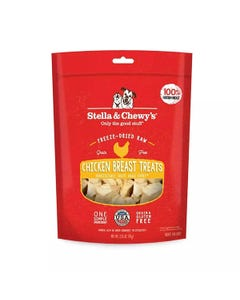 Stella & Chewy's Freeze-Dried Raw Chicken Breast Dog Treats