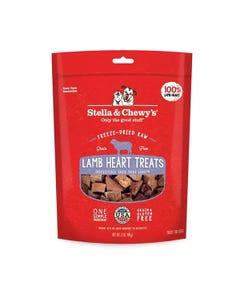 Stella & Chewy's Freeze-Dried Raw Lamb Heart Dog Treats