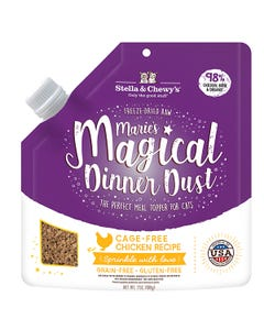 Stella & Chewy's Marie's Magical Dinner Dust - Cage-Free Chicken for Cats