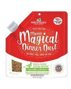 Stella & Chewy's Marie's Magical Dinner Dust - Duck Duck Goose Recipe