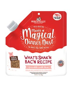 Stella & Chewy's Marie's Magical Dinner Dust - What's Shak'n Bac'n Recipe