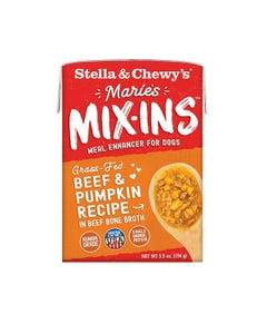 Stella & Chewy's Marie's Mix-Ins Meal Enhancer for Dogs - Beef & Pumpkin Recipe