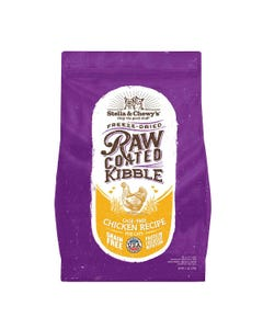 Stella & Chewy's Raw Coated Kibble for Cats - Cage-Free Chicken Recipe