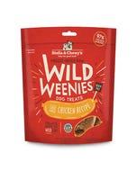 Stella & Chewy's Wild Weenies Cage-Free Chicken Recipe Dog Treats
