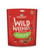 Stella & Chewy's Wild Weenies Cage-Free Duck Recipe Dog Treats
