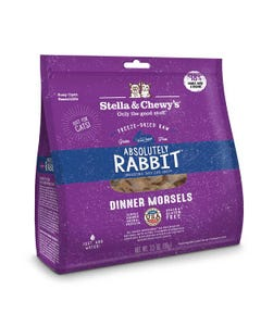Stella & Chewy's Absolutely Rabbit Dinner Morsels for Cats
