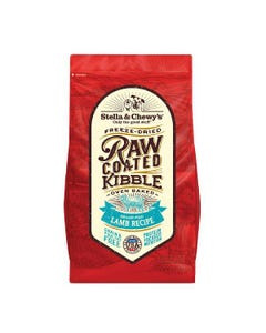 Stella & Chewy's Raw Coated Dog Kibble - Grass-Fed Lamb Recipe