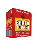 Stella & Chewy's Bone Broth Topper - Cage-Feed Chicken Broth Topper