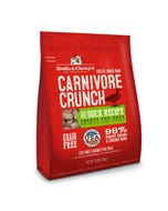 Stella & Chewy's Carnivore Crunch - Cage Free Duck Recipe Dog Treats - Front