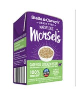 Stella & Chewy's Grain-Free Marvelous Morsels Wet Food for Cats - Cage-Free Chicken