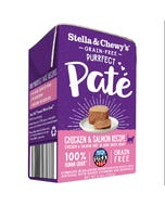 Stella & Chewy's Grain-Free Purrfect Paté Wet Food for Cats - Chicken & Salmon