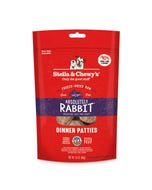 Stella & Chewy's Absolutely Rabbit Freeze-Dried Dinner