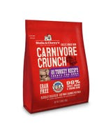 Stella & Chewy's Carnivore Crunch - Cage Free Turkey Recipe Dog Treats Front