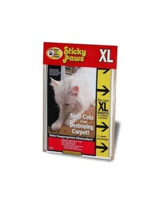 Sticky Paws Furniture Strips - 24-Pack