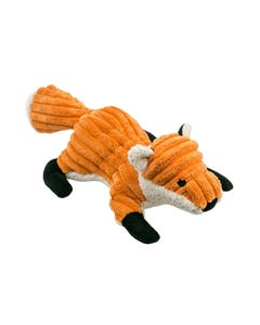 Tall Tails Fox with Squeaker
