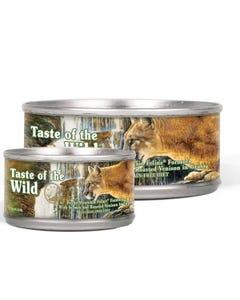 Taste of the Wild Rocky Mountain Feline Canned Food