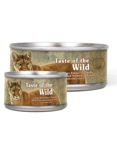 Taste of the Wild Canyon River Feline Canned Food
