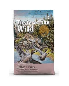 Taste of the Lowland Creek Feline Formula
