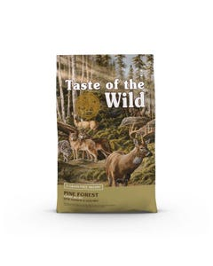 Taste Of The Wild Pine Forest Canine Food